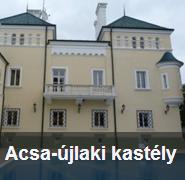 Acsa-újlaki kastély